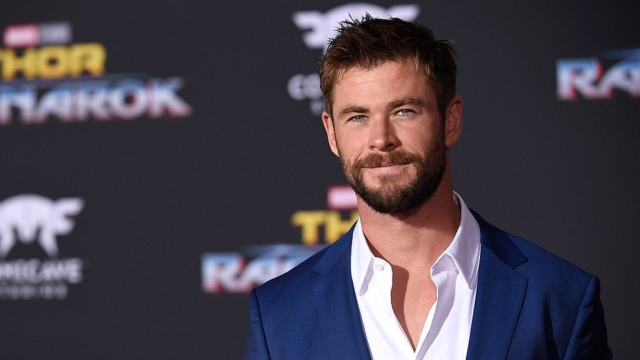 chris hemsworth russo brothers action thriller