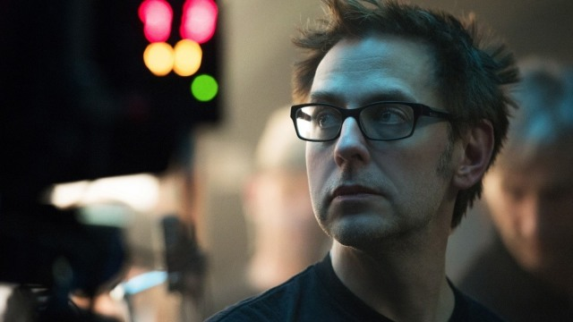 james gunn not directing guardians of the galaxy 3