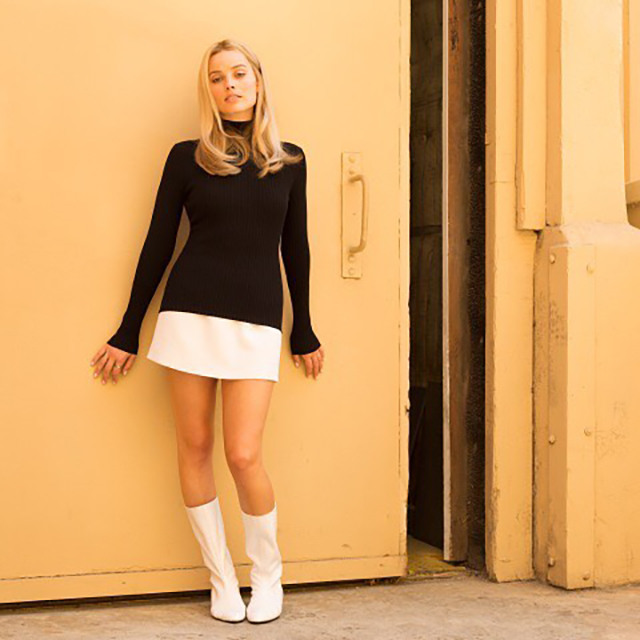 margot robbie sharon tate