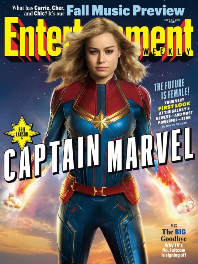 captain marvel official images ew