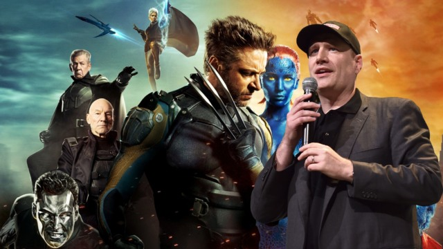 kevin feige xmen disney movies