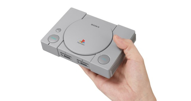sony playstation classic december
