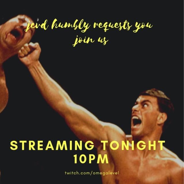 streaming tonight