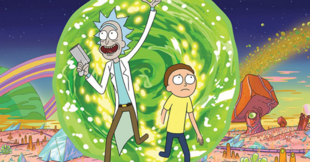 rick and morty head writer star trek show