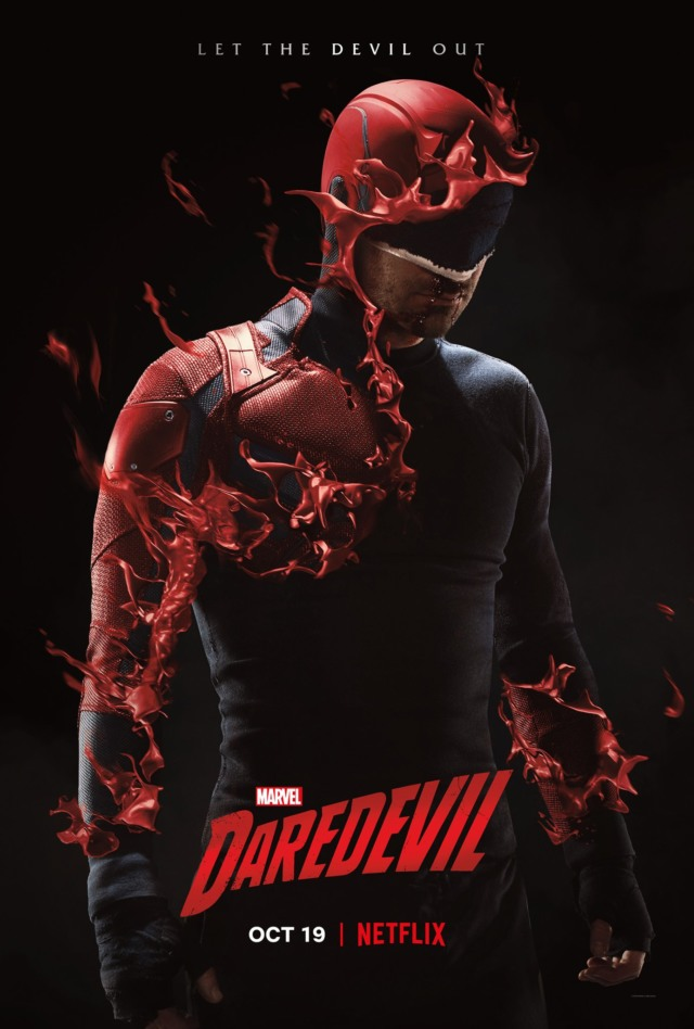 daredevil season 3 poster let the devil out