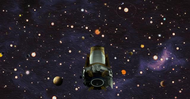 kepler space telescope dead