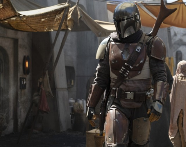 star wars the mandalorian first look