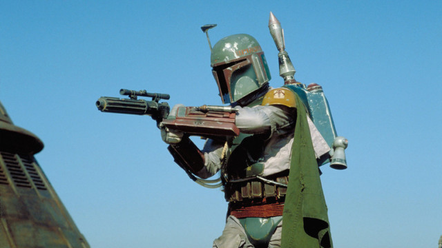 star wars tv series the mandalorian