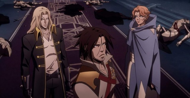 castlevania season 3 renewed