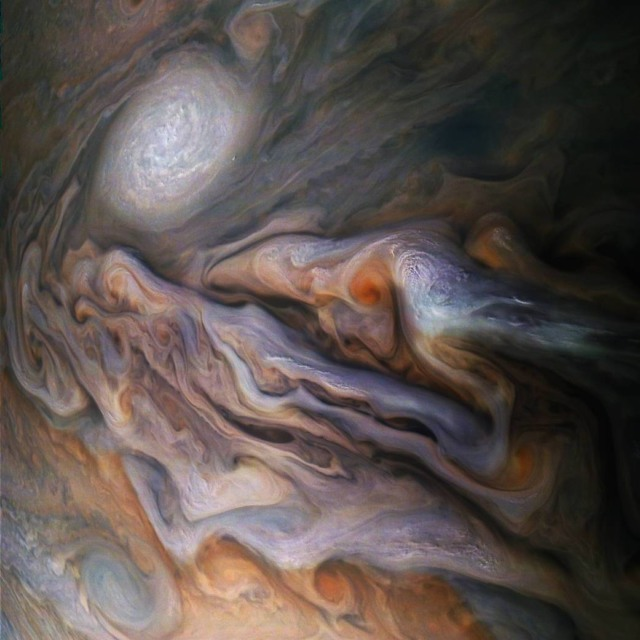 nasa juno spacecraft jupiter