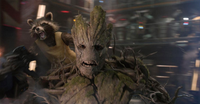 rocket and groot series disney