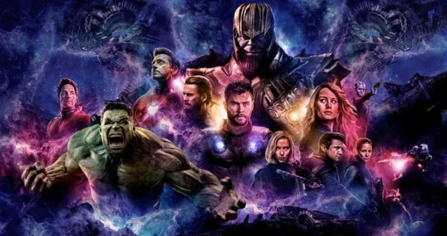 rumor marvel avengers 4 marketing