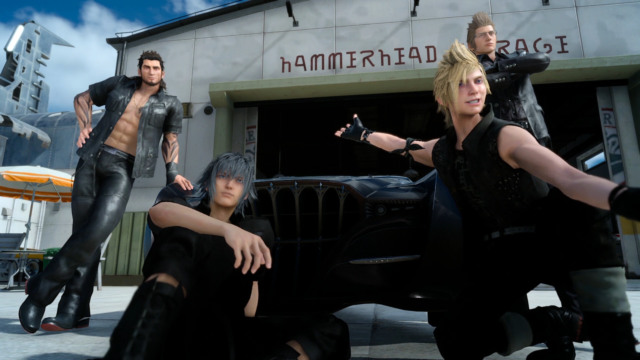 square enix final fantasy xv dlc cancelled
