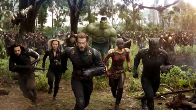 avengers 4 trailer friday