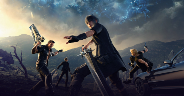 final fantasy xv director new studio
