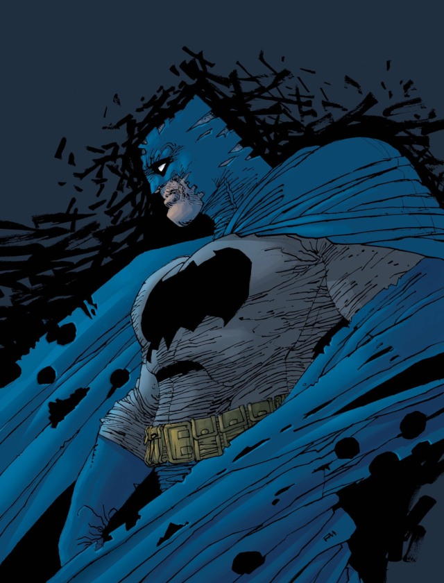 frank miller tom king batman