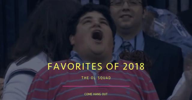 ol squad favorites 2018