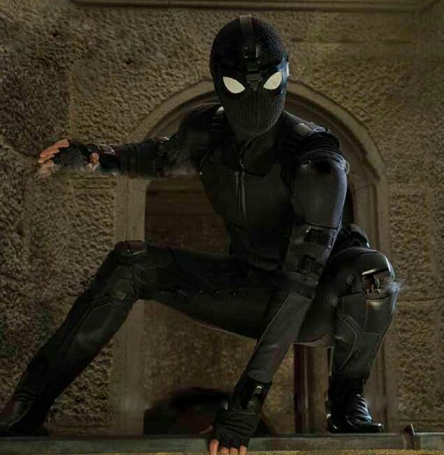 spider man far from home stealth suit