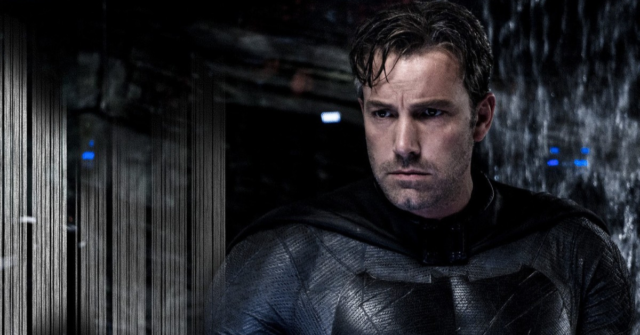 ben affleck out as batman