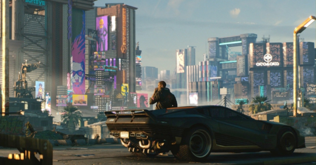 cyberpunk 2077 head writer blizzard