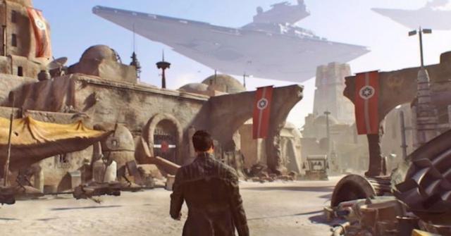 ea open world star wars game canceled