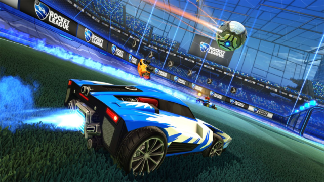 sony rocket league crossplay