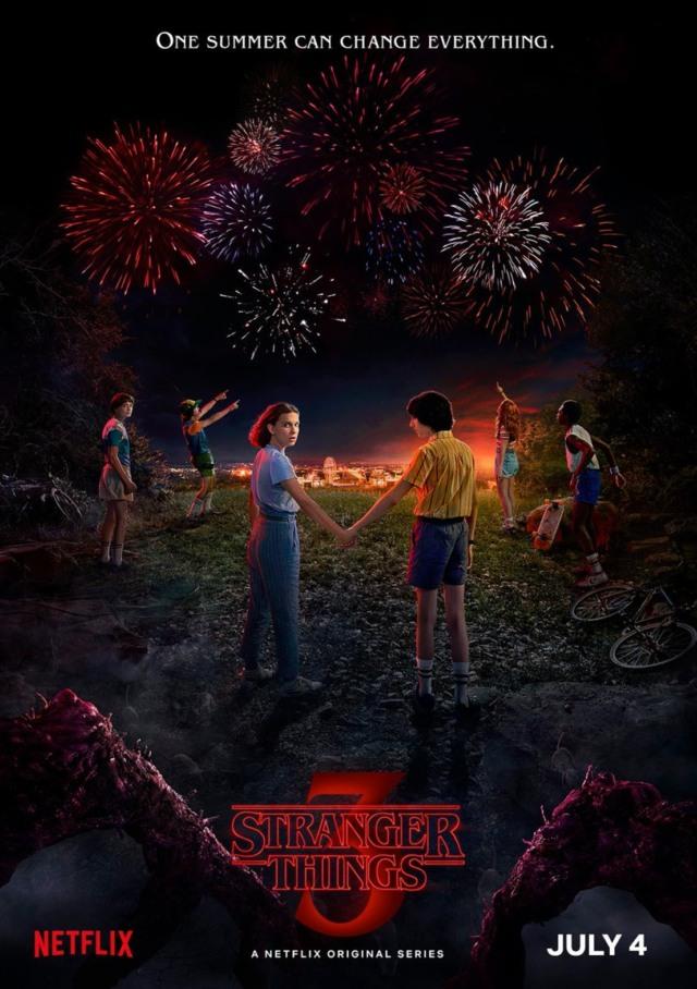 stranger things season 3 july 4