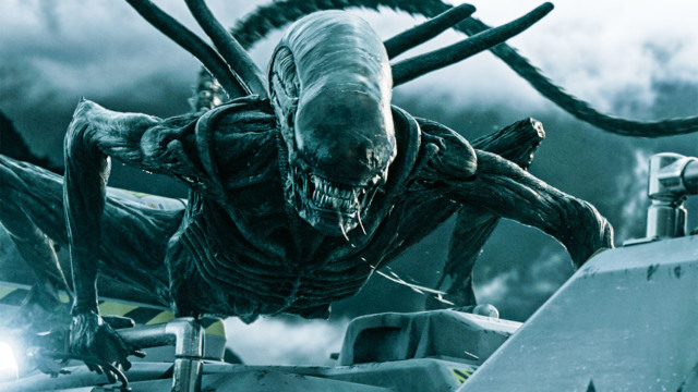 ridley scott alien tv series hulu