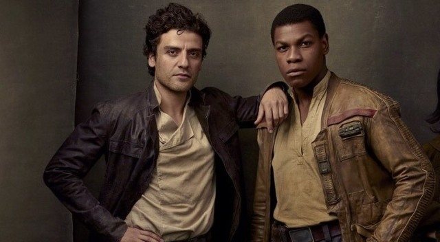 star wars disney spin off poe finn