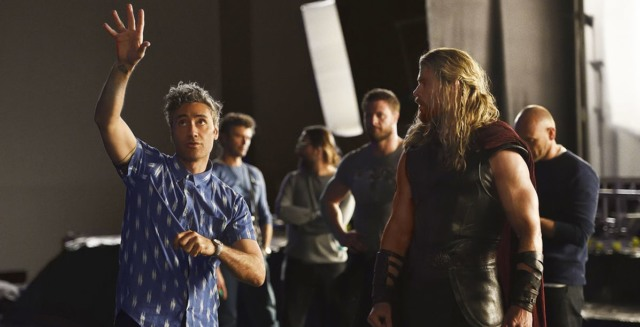 thor ragnarok taika waititi marvel movie
