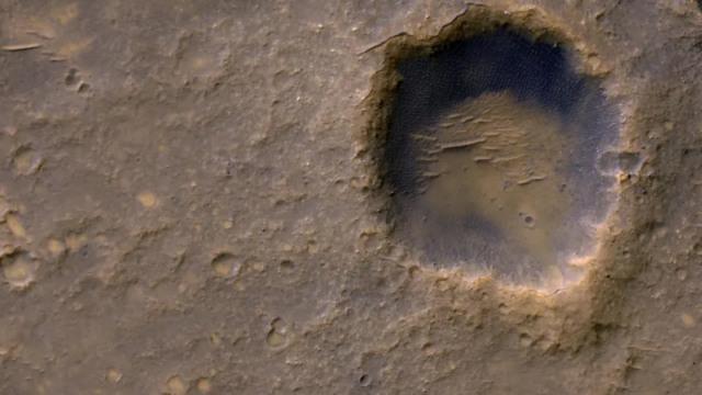 china mars probe