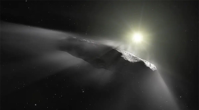 earth interstellar objects oumuamua