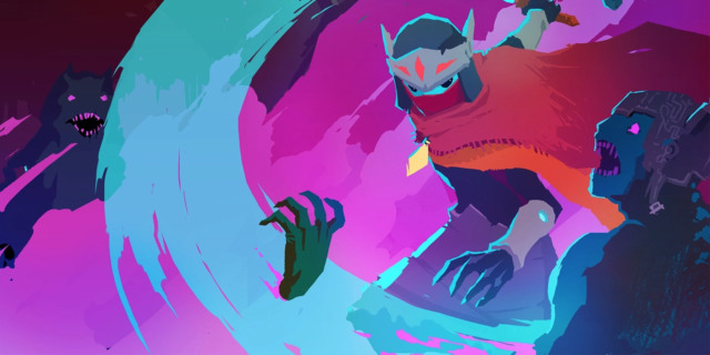 hyper light drifter animated series