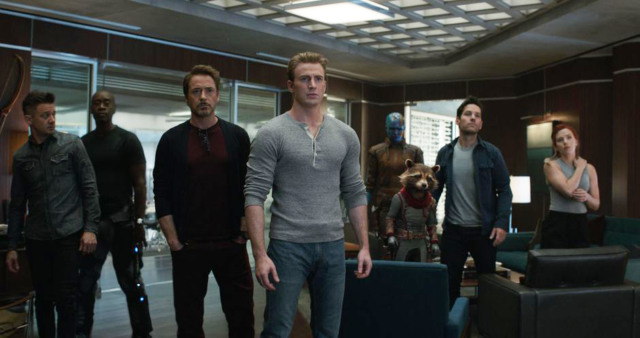 avengers endgame box office records