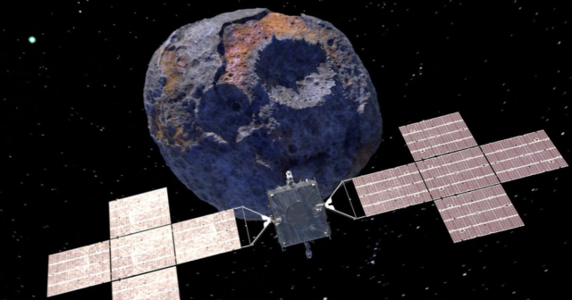 nasa psyche spacecraft asteroid