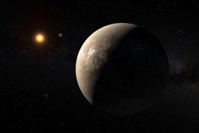 proxima centauri second exoplanet