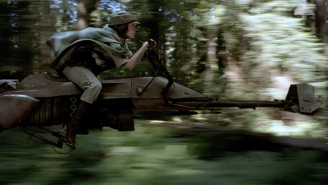 star wars the mandalorian speeder bike