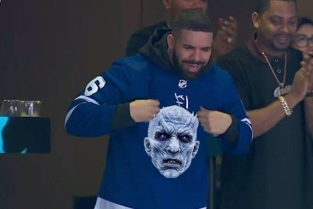 drake night king shirt