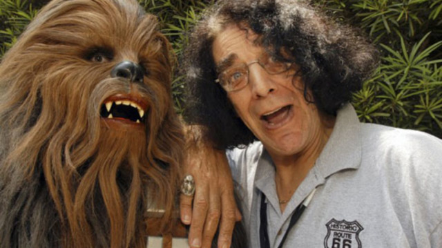 peter mayhew chewbacca