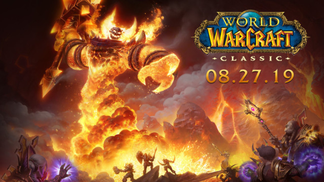 world of warcraft classic august 27