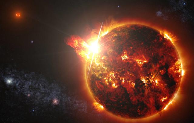 chandra mass coronal ejection star