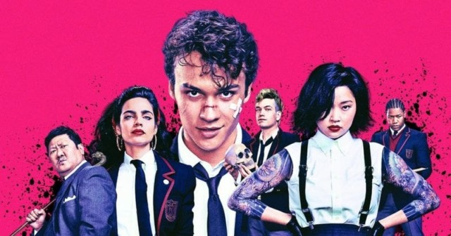 deadly class canceled