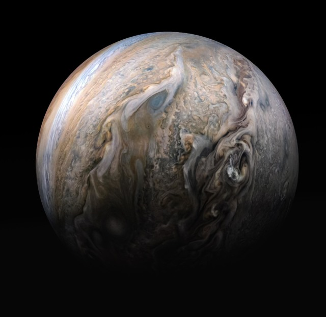 jupiter clouds juno