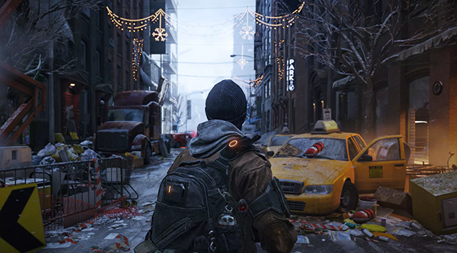 the division movie jake gyllenhaal netflix