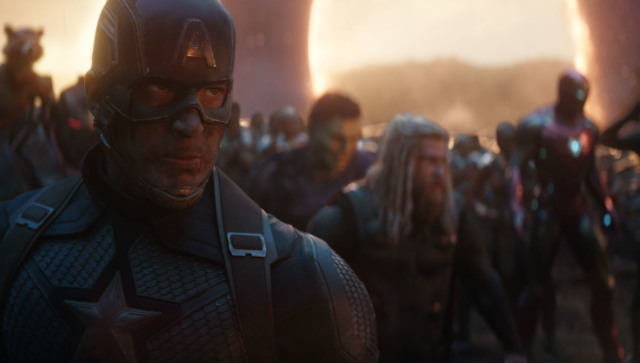 avengers endgame highest grossing