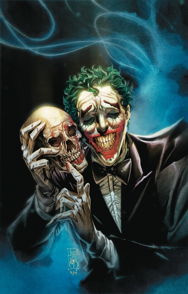 john carpenter dc year of the villain joker