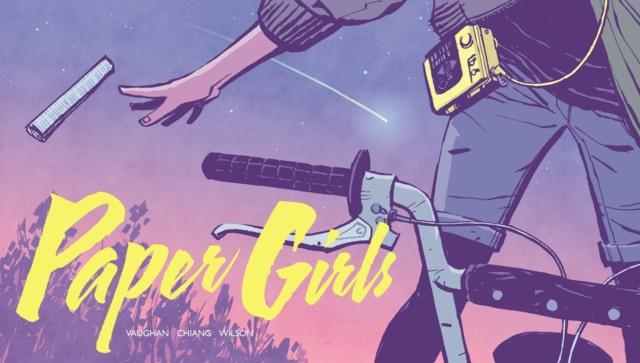 paper girls amazon studios