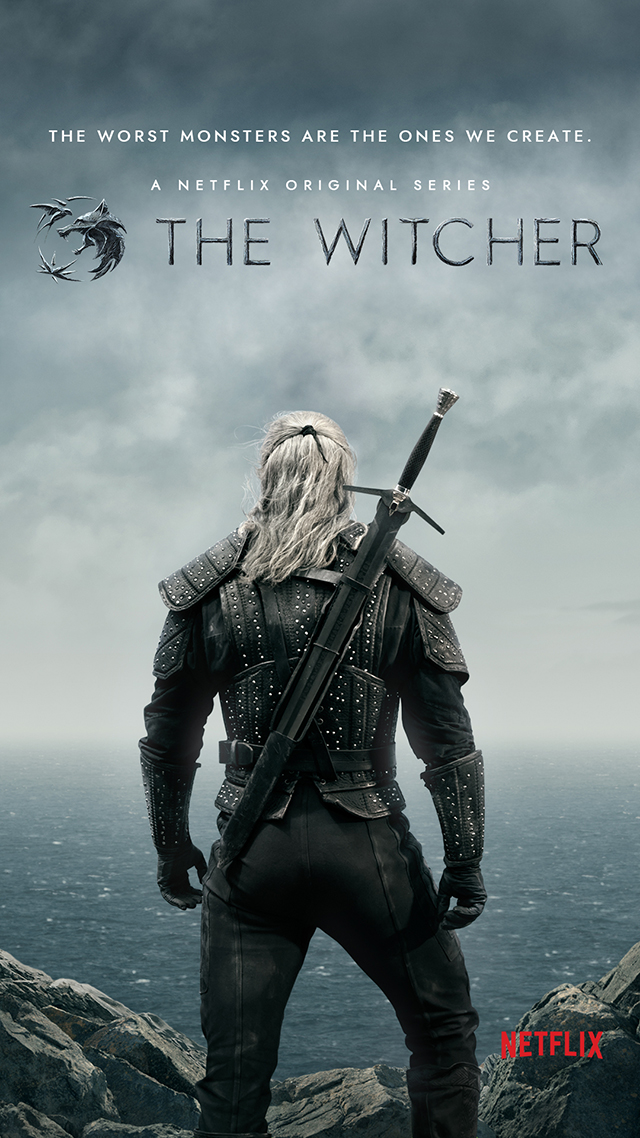 the witcher netflix promo images