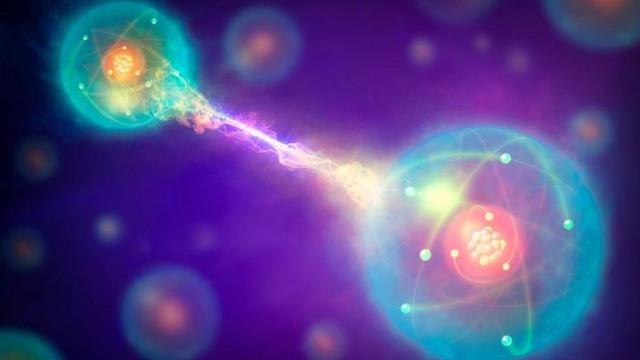quantum teleportation 3d information