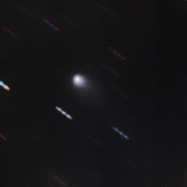 photo interstellar object